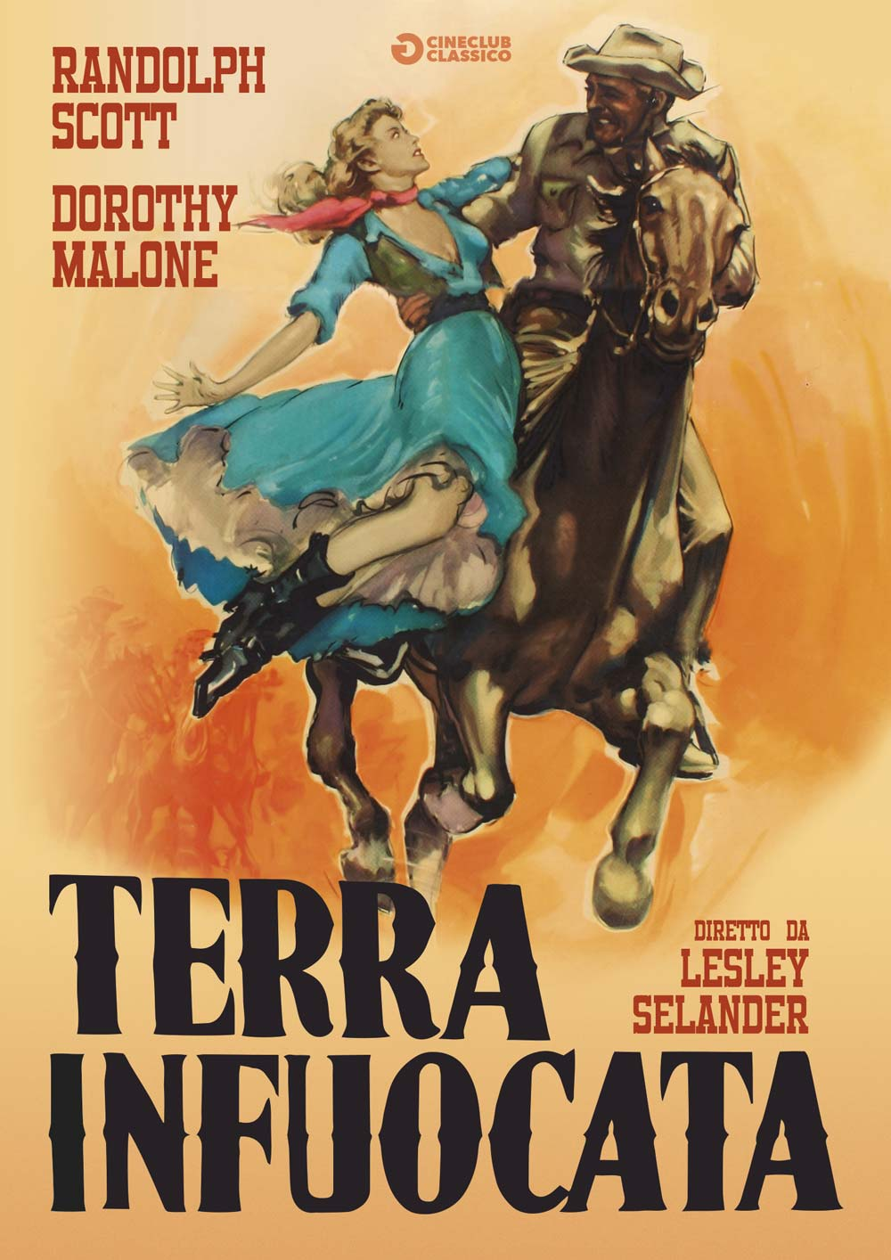 TERRA INFUOCATA (DVD)