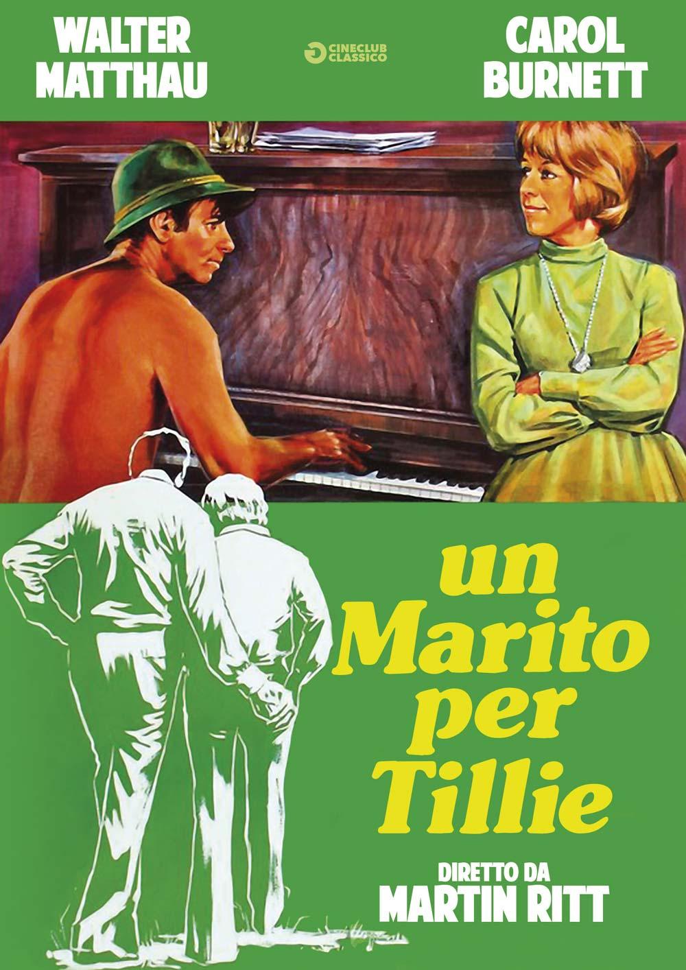 UN MARITO PER TILLIE (DVD)