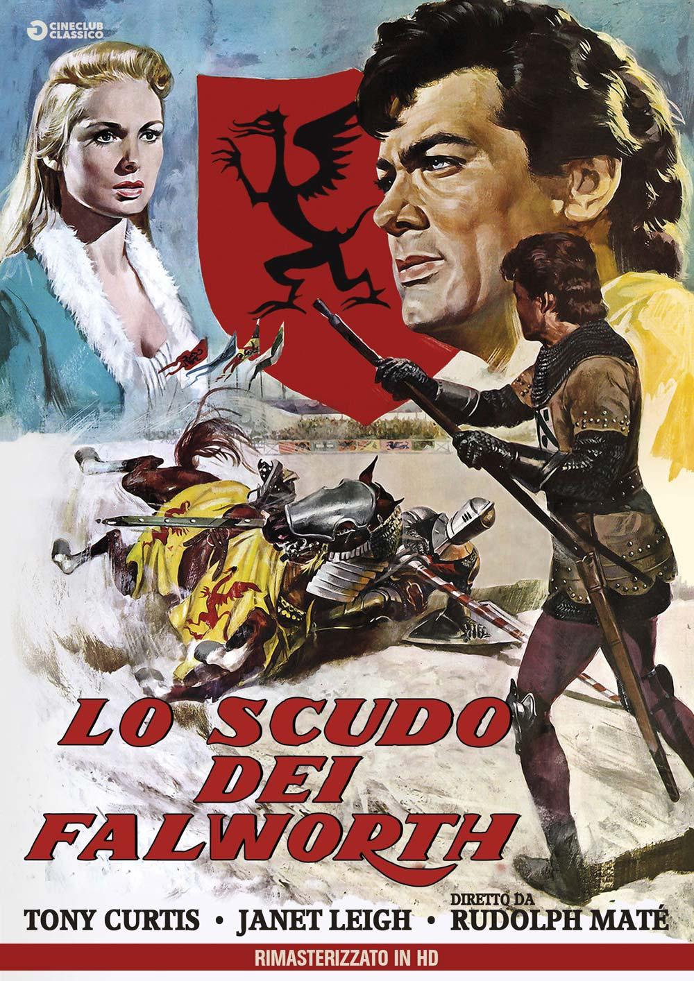 LO SCUDO DEI FALWORTH (RIMASTERIZZATO HD) (DVD)