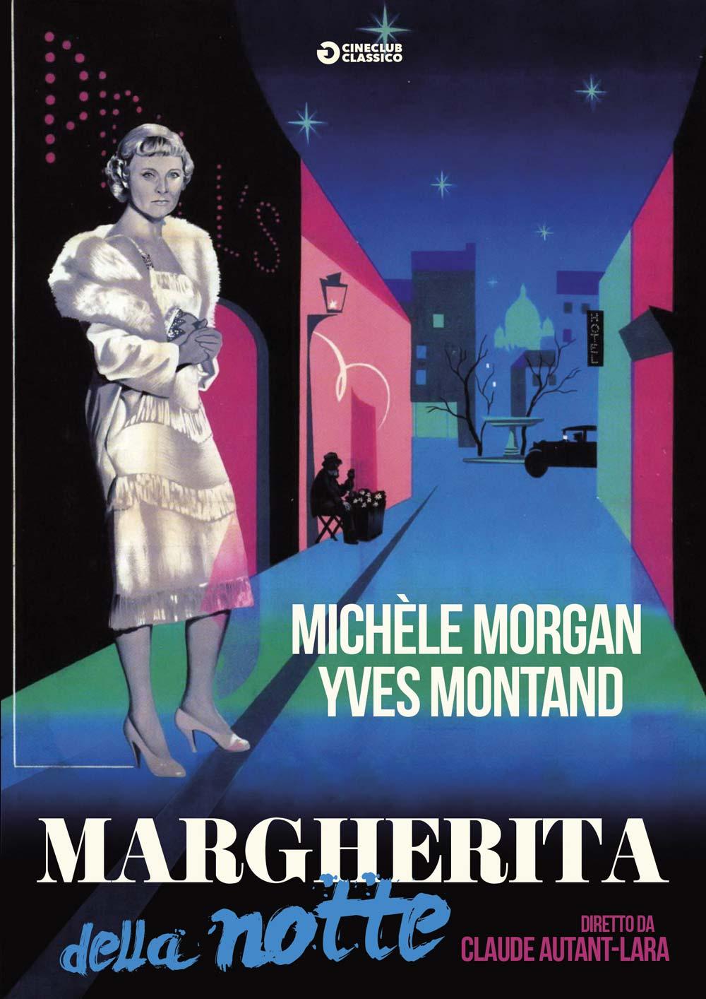 MARGHERITA DELLA NOTTE (DVD)