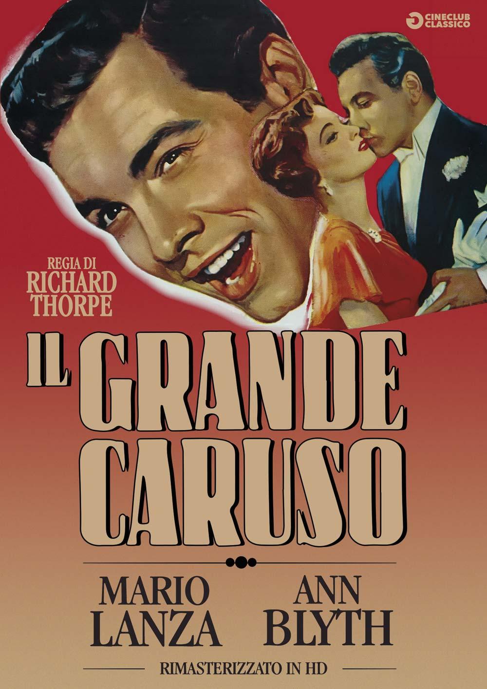 IL GRANDE CARUSO (DVD)