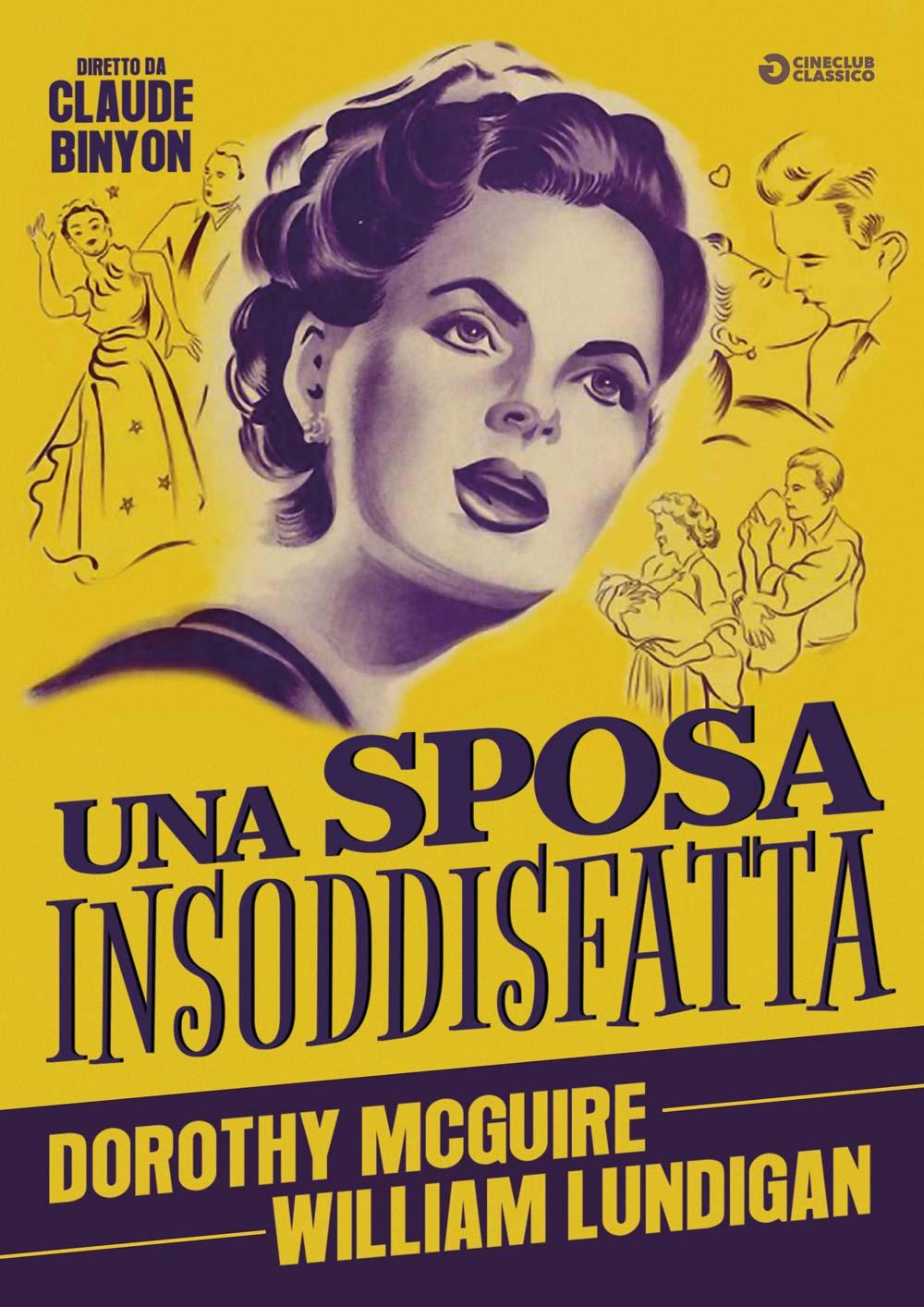 UNA SPOSA INSODDISFATTA (DVD)