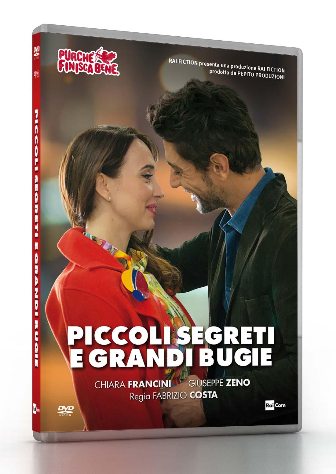 PICCOLI SEGRETI E GRANDI BUGIE (DVD)