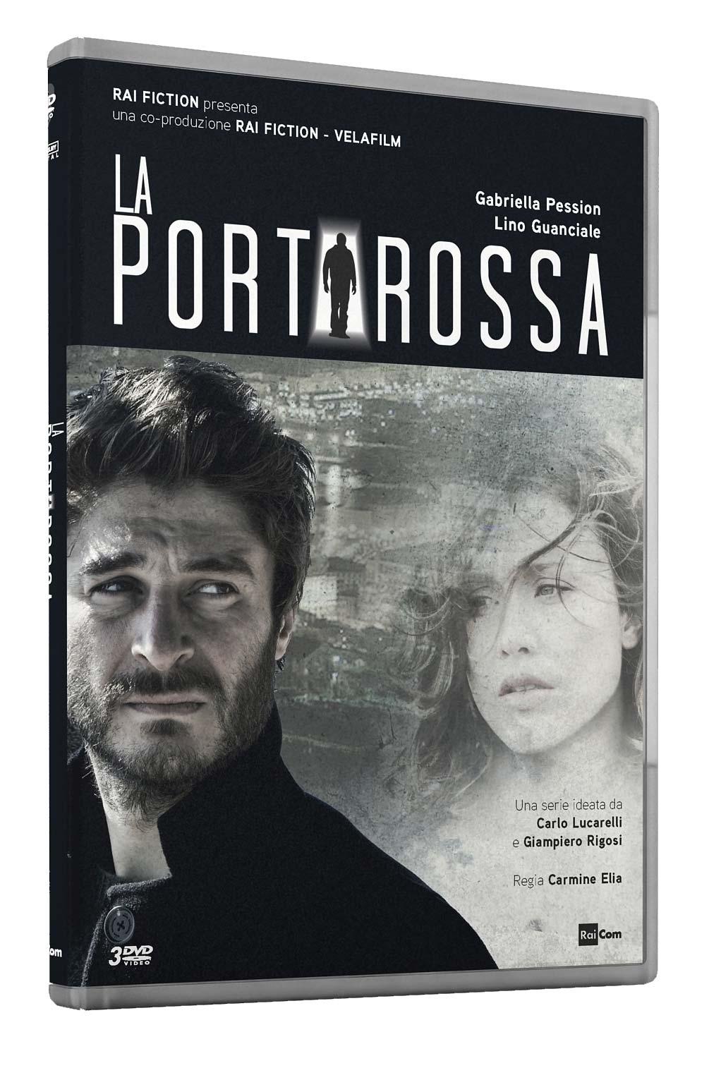 COF.LA PORTA ROSSA (3 DVD+CD) (DVD)
