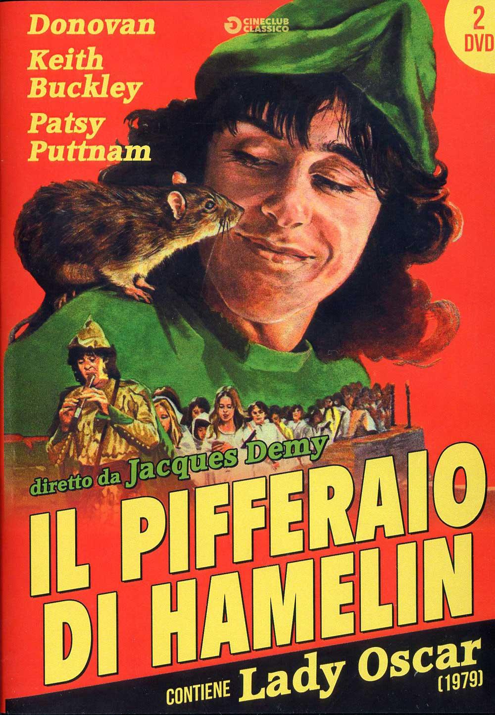IL PIFFERAIO DI HAMELIN / LADY OSCAR (2 DVD) (DVD)