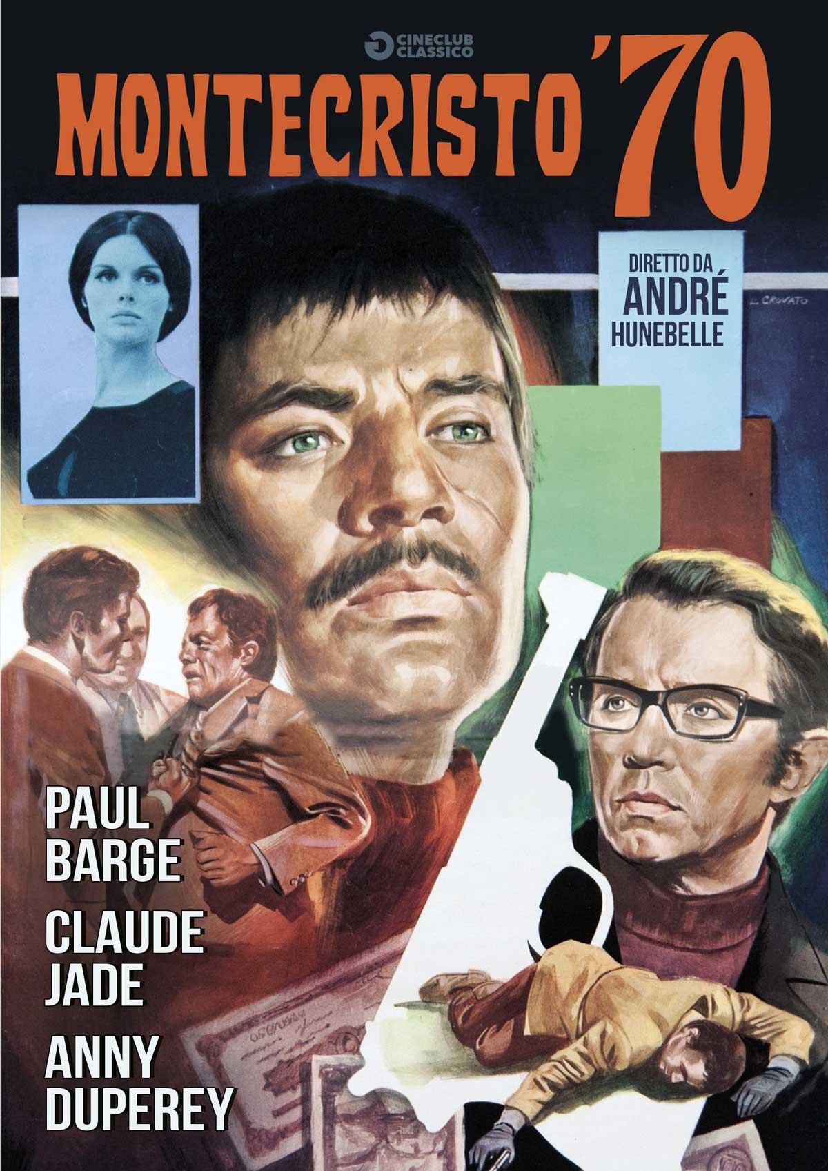 MONTECRISTO 70 (DVD)