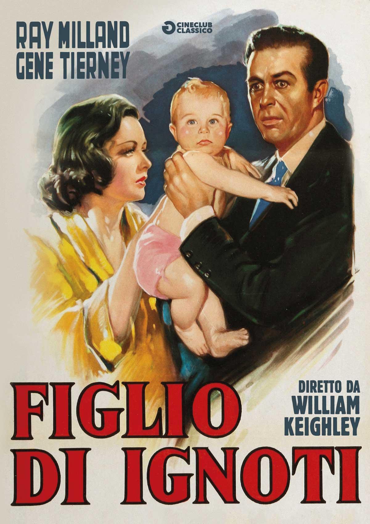 FIGLIO DI IGNOTI (DVD)