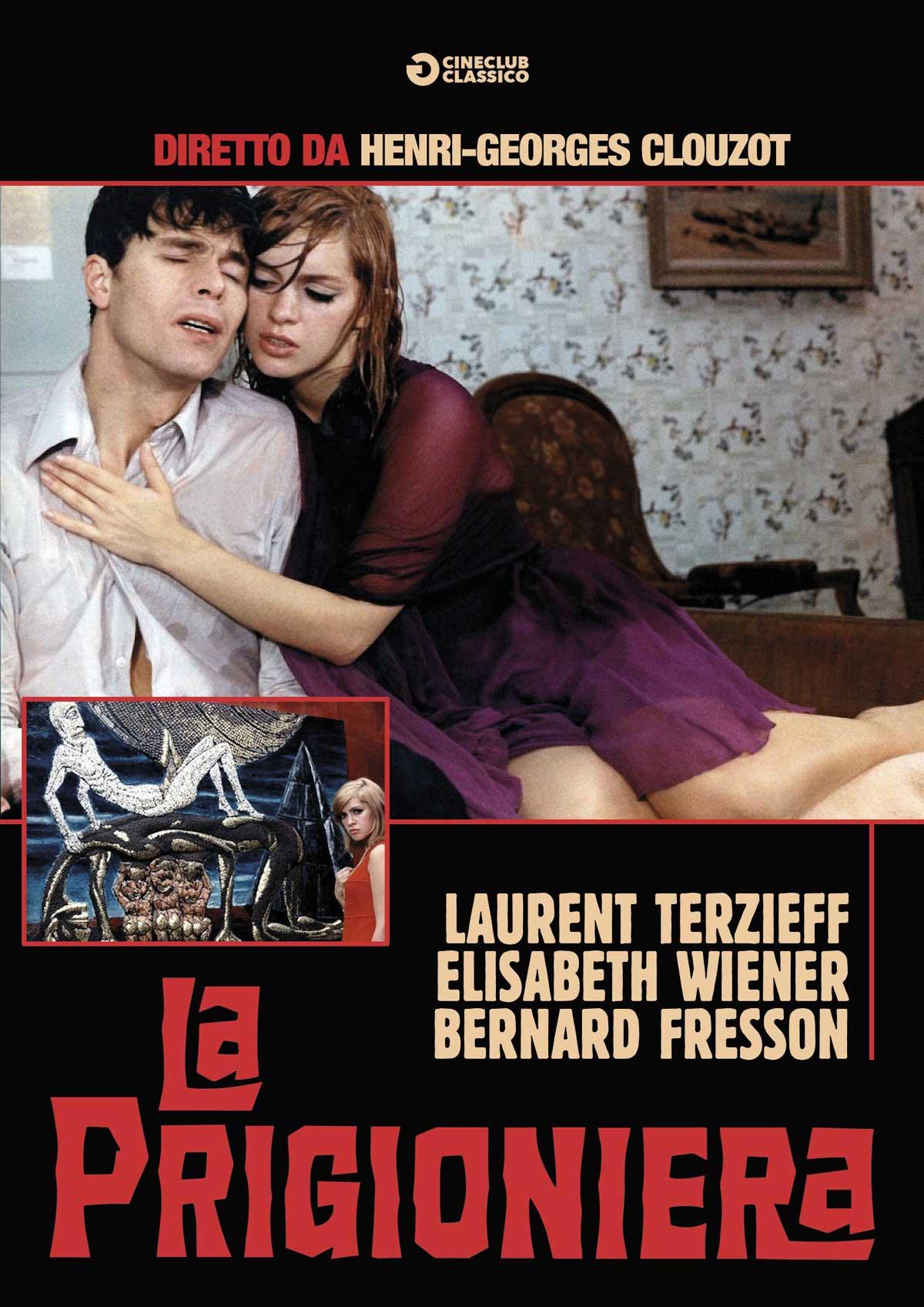 LA PRIGIONIERA (DVD)