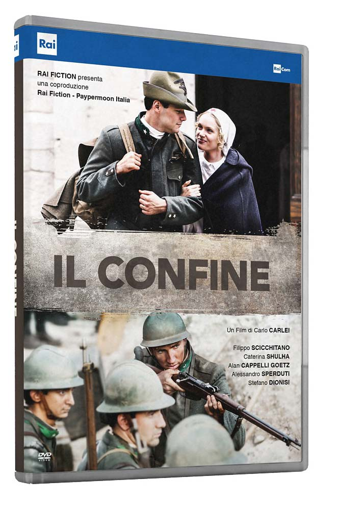 COF.IL CONFINE (2 DVD) (DVD)