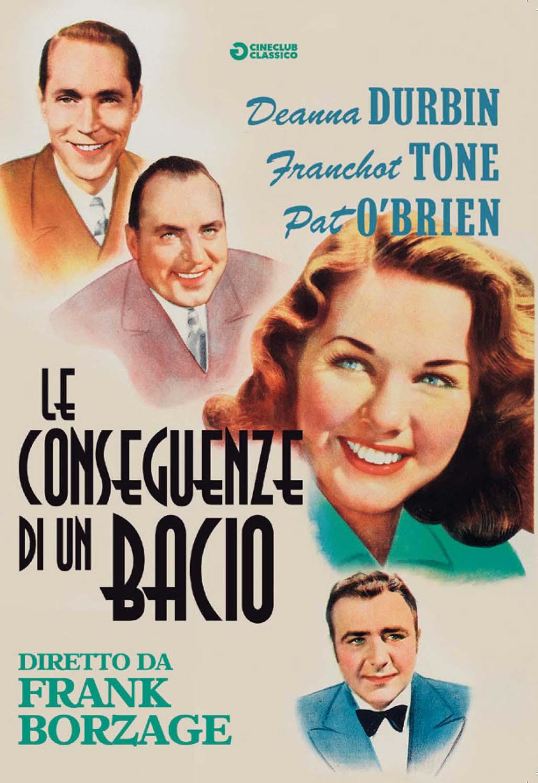 LE CONSEGUENZE DI UN BACIO (DVD)