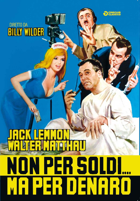 NON PER SOLDI MA PER DENARO - RMX (DVD)