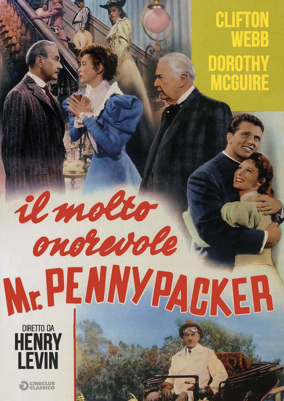 IL MOLTO ONOREVOLE MR. PENNYPACKER (DVD)