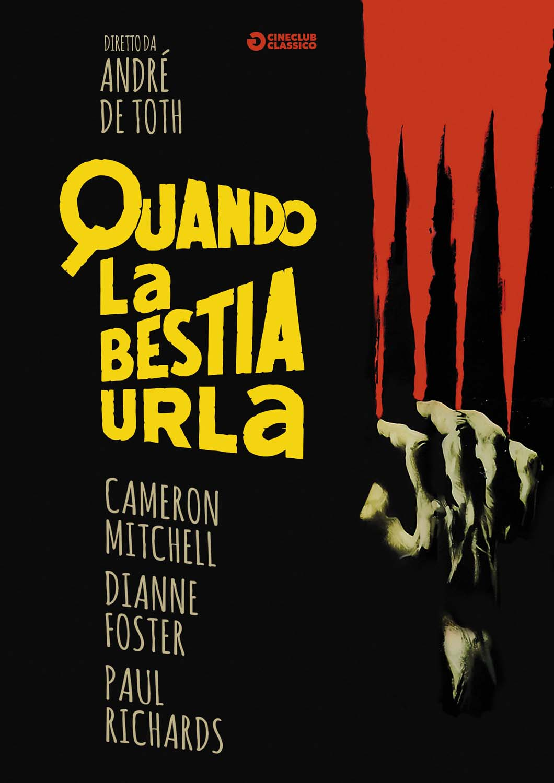 QUANDO LA BESTIA URLA (DVD)