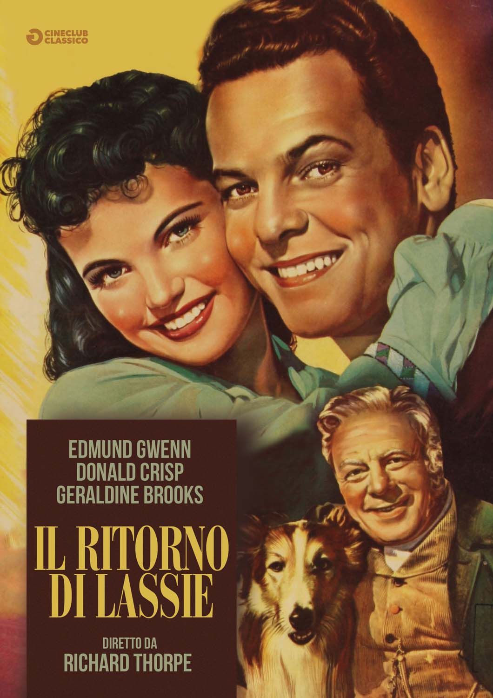IL RITORNO DI LASSIE (DVD)