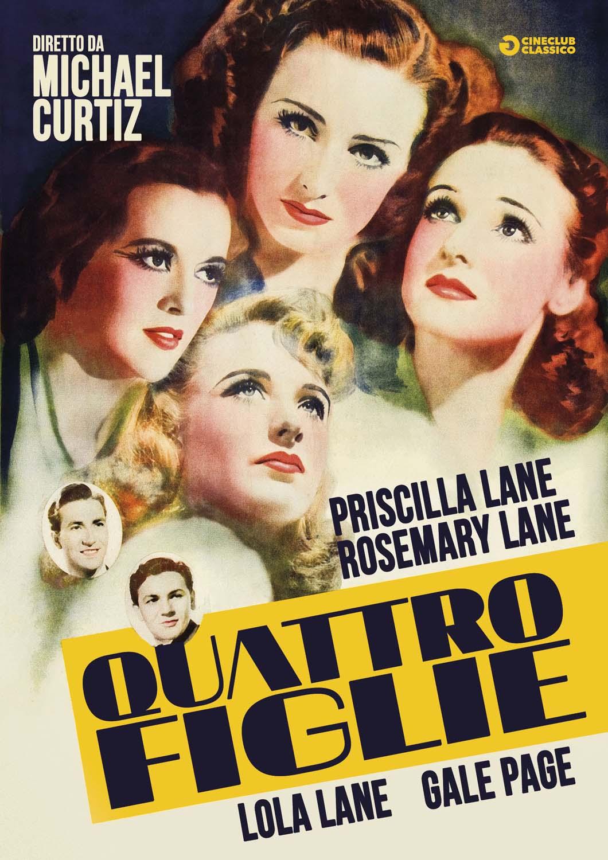 QUATTRO FIGLIE (DVD)