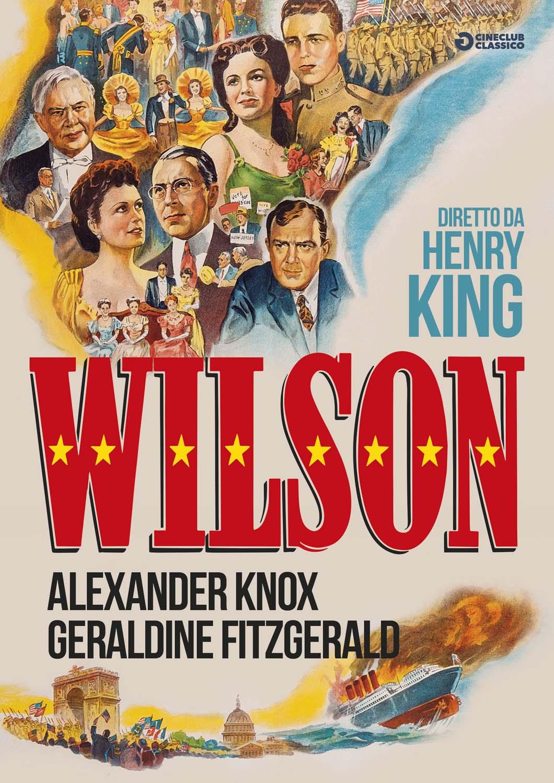 WILSON (DVD)