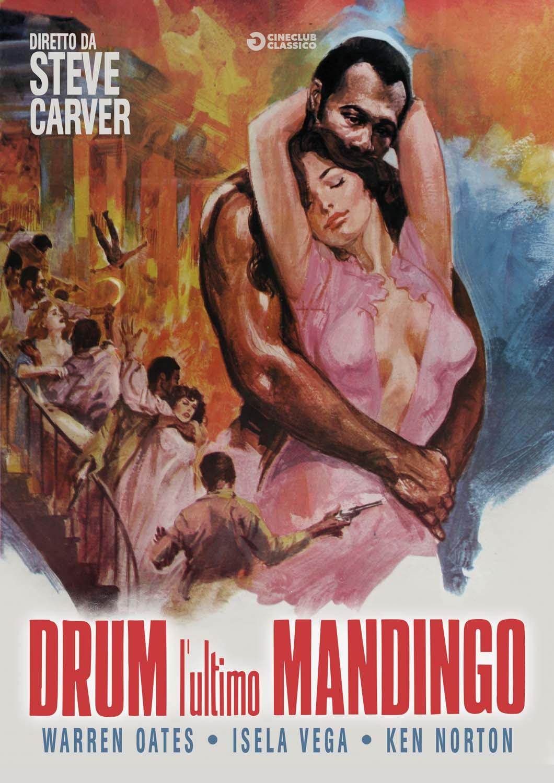 DRUM LULTIMO MANDINGO (DVD)