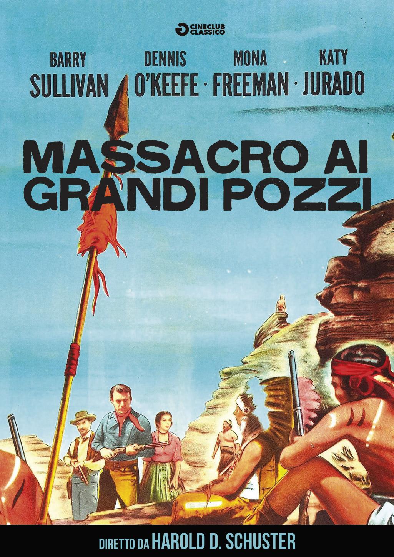 MASSACRO AI GRANDI POZZI (DVD)