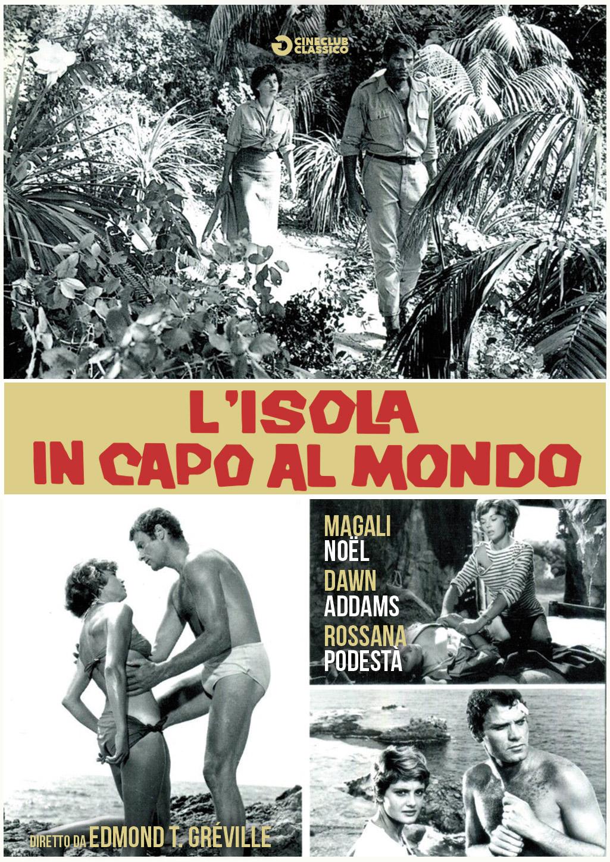 L'ISOLA IN CAPO AL MONDO (DVD)
