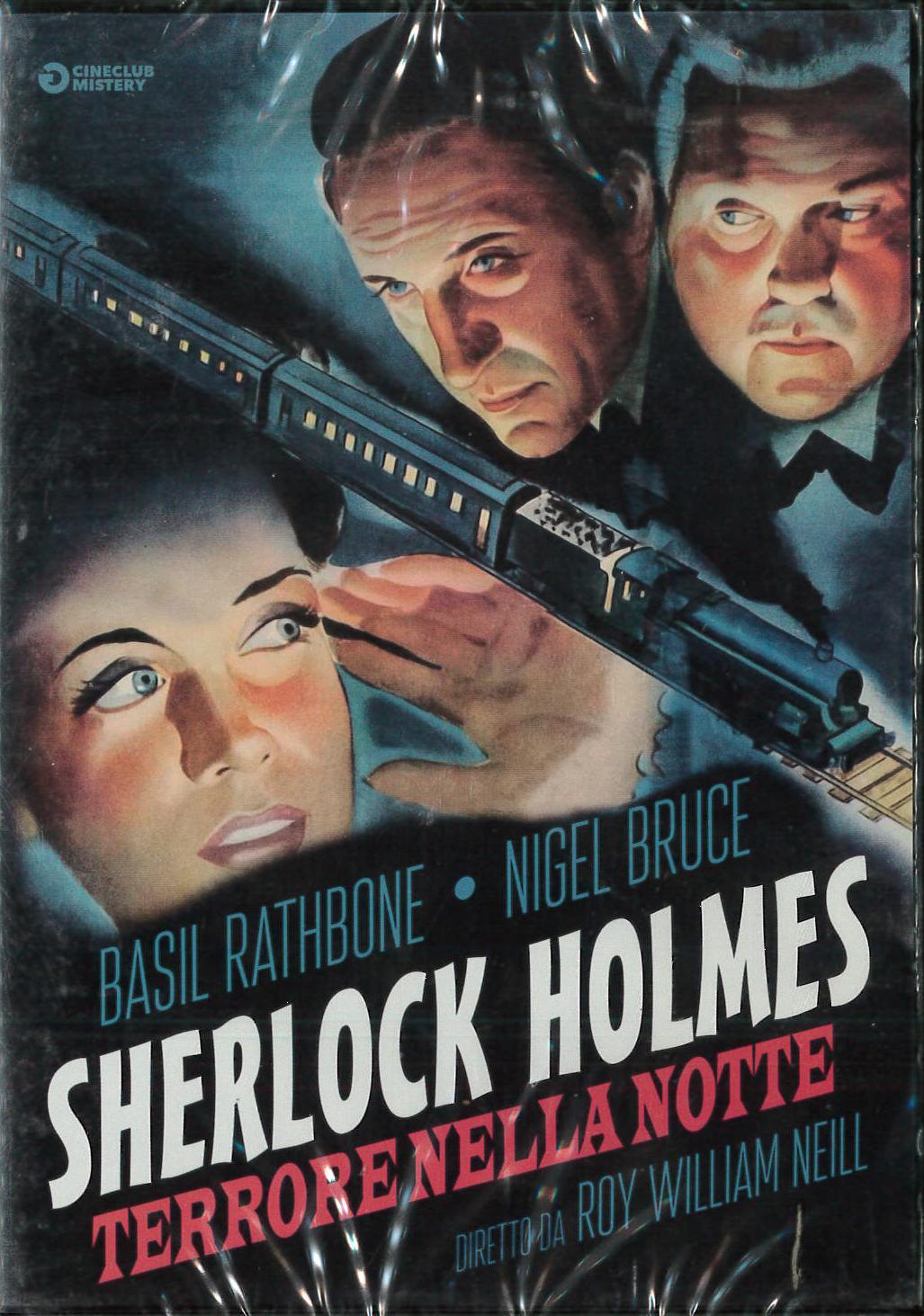 SHERLOCK HOLMES - TERRORE NELLA NOTTE (DVD)