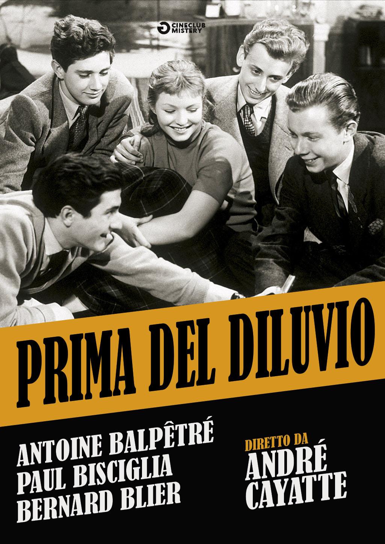PRIMA DEL DILUVIO (DVD)