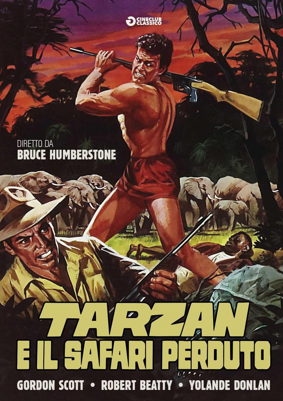 TARZAN E IL SAFARI PERDUTO - RMX (DVD)