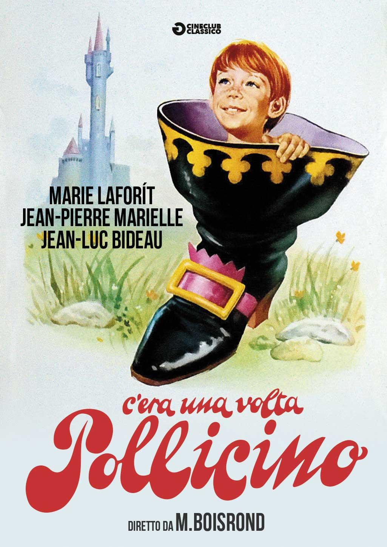 C'ERA UNA VOLTA POLLICINO (DVD)