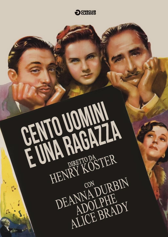 CENTO UOMINI E UNA RAGAZZA (DVD)