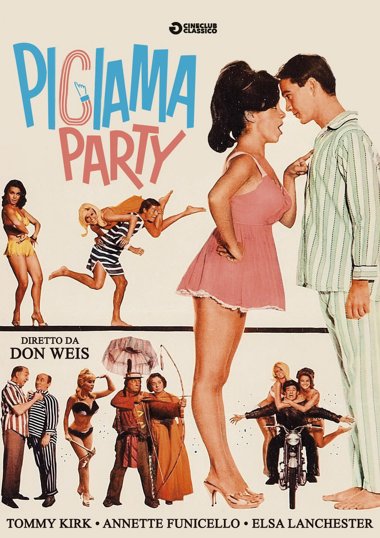 PIGIAMA PARTY (DVD)