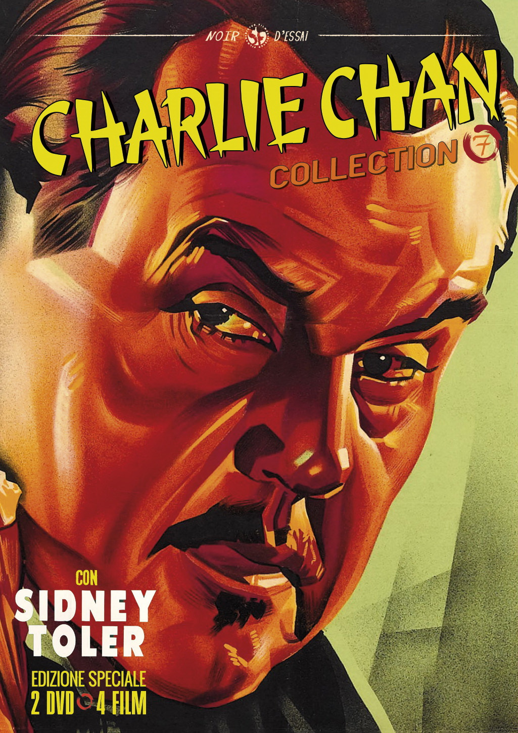 COF.CHARLIE CHAN COLLECTION #07 (2 DVD) (DVD)