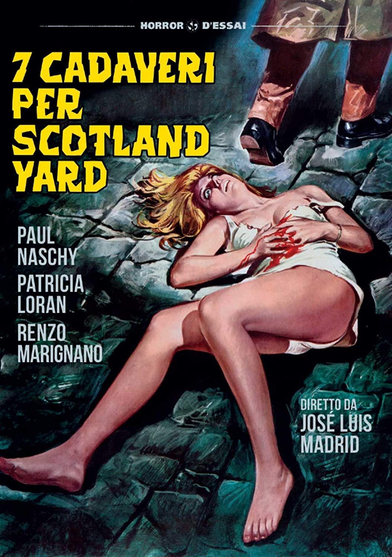 7 CADAVERI PER SCOTLAND YARD (DVD)