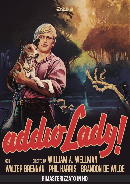 ADDIO LADY! (RIMASTERIZZATO IN HD) - RMX (DVD)