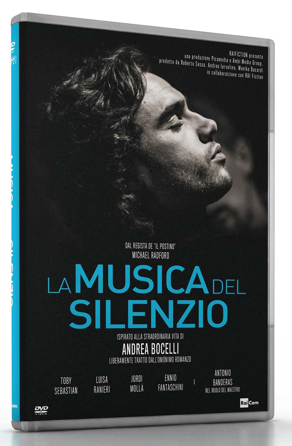 LA MUSICA DEL SILENZIO (DVD)