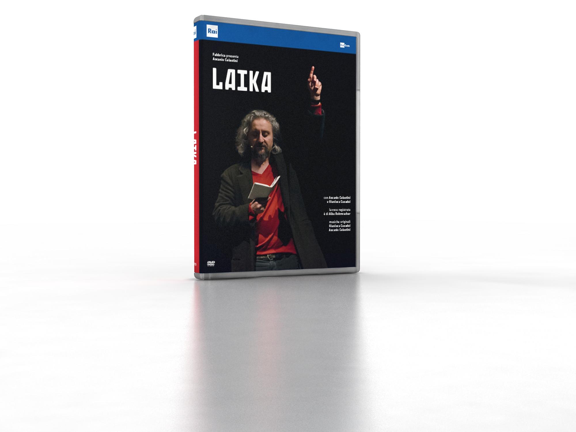 LAIKA (DVD)