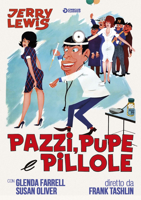 PAZZI PUPE E PILLOLE - RMX (DVD)