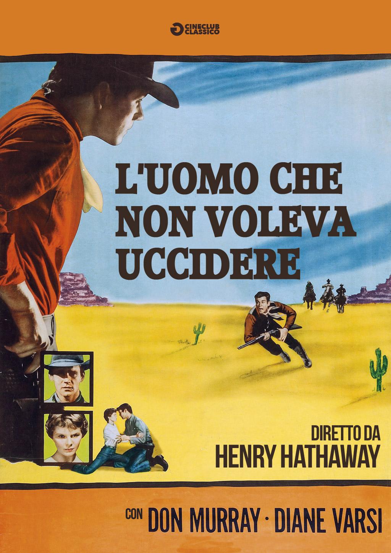 L'UOMO CHE NON VOLEVA UCCIDERE (DVD)