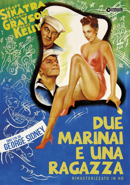 DUE MARINAI E UNA RAGAZZA (RIMASTERIZZATO IN HD) (DVD)