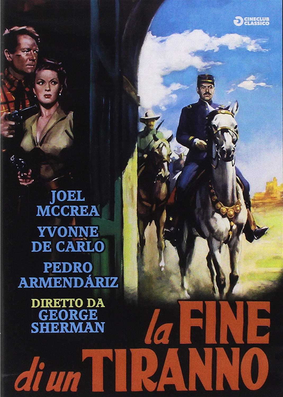 LA FINE DI UN TIRANNO (DVD)