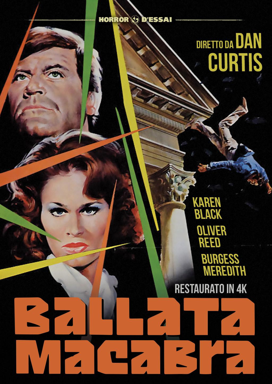 BALLATA MACABRA (EDIZIONE RESTAURATA) (DVD)