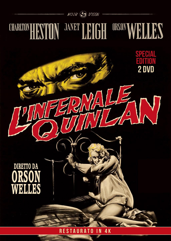 L'INFERNALE QUINLAN - RMX (EDIZIONE RESTAURATA) (2 DVD) (DVD)