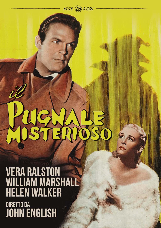IL PUGNALE MISTERIOSO (DVD)