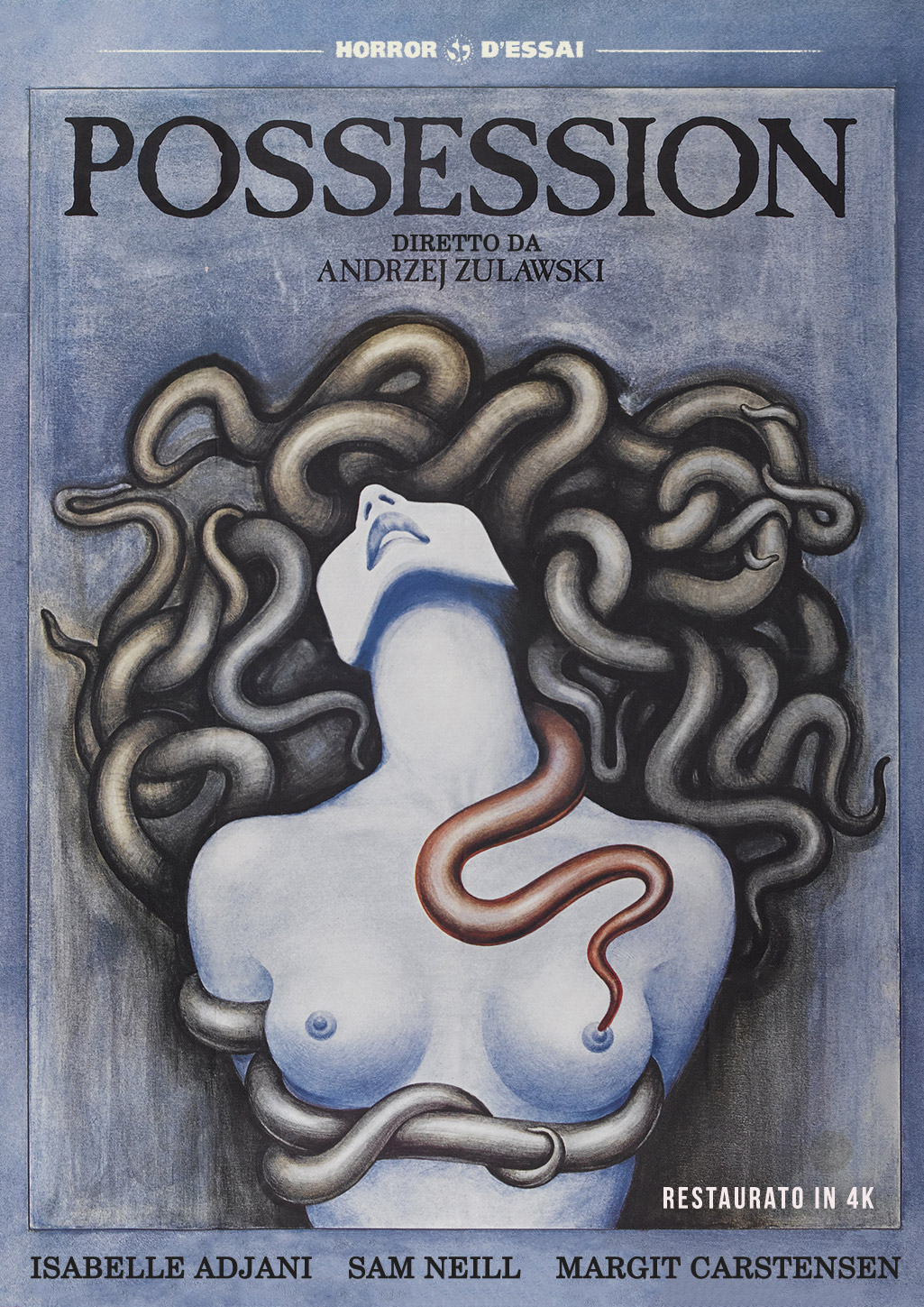 POSSESSION (SE) (2 DVD) (RESTAURATO IN 4K) (DVD)
