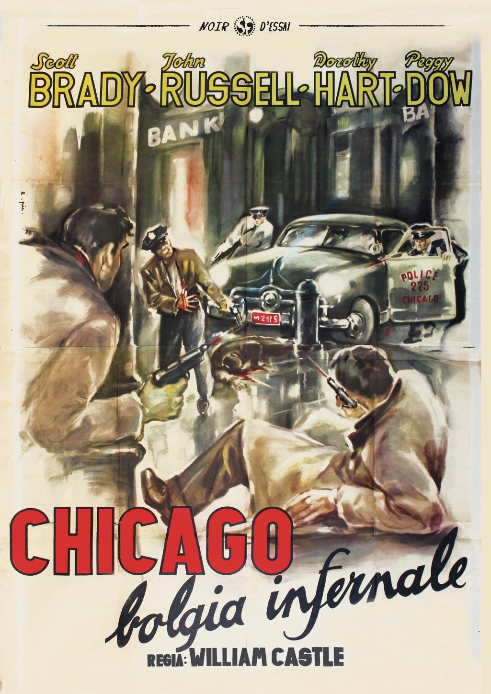 CHICAGO BOLGIA INFERNALE (DVD)