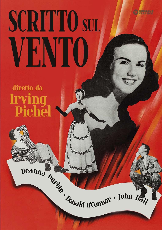 SCRITTO SUL VENTO (DVD)