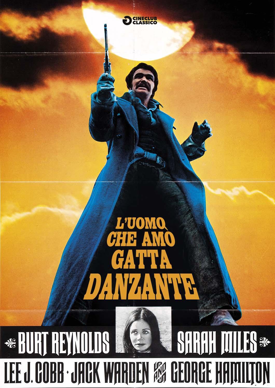 L'UOMO CHE AMO' GATTA DANZANTE (DVD)