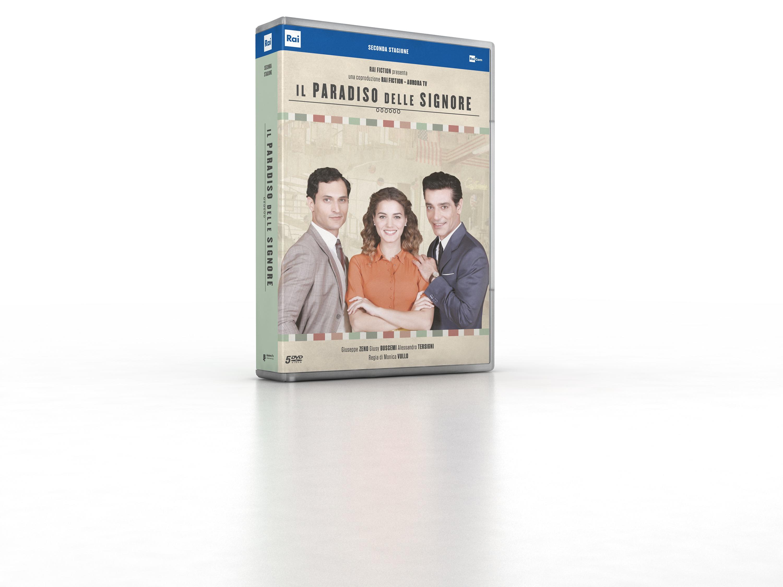 COF.IL PARADISO DELLE SIGNORE - SECONDA STAGIONE (5 DVD) (DVD)