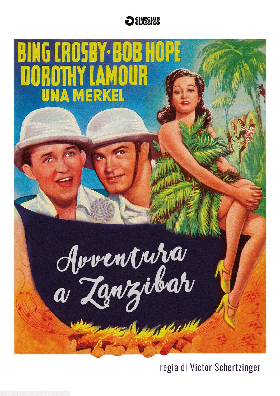 AVVENTURA A ZANZIBAR (DVD)