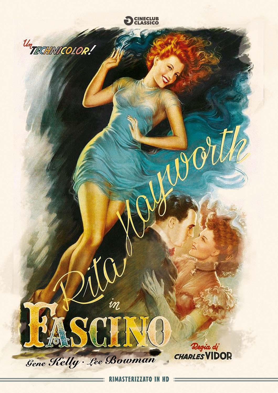 FASCINO (RIMASTERIZZATO IN HD) (DVD)