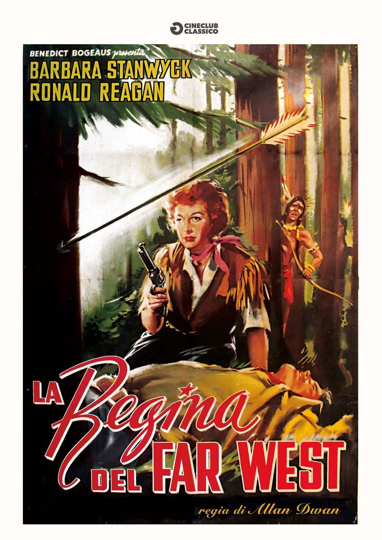 LA REGINA DEL FAR WEST (DVD)
