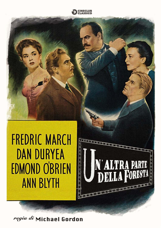 UN'ALTRA PARTE DELLA FORESTA (DVD)